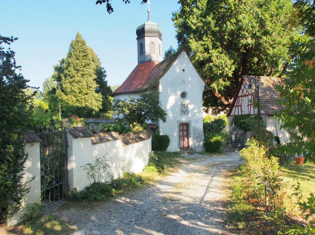 Kappelle in Kattenhorn